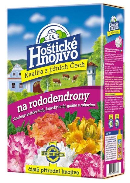 Hoštické hnojivo - na rododendrony - 1 kg