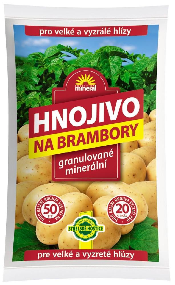 Hnojivo na brambory - 5 kg