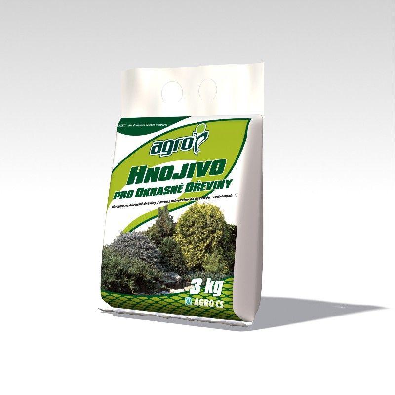 Hnojivo pro okrasné dřeviny - 3 kg