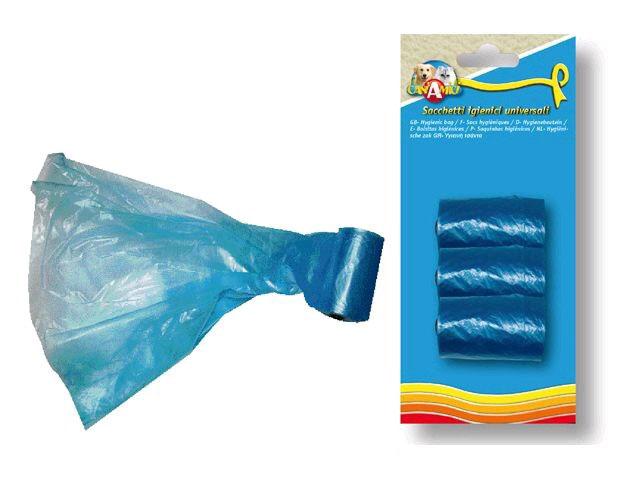 Hygienické sáčky 3 x 20 ks