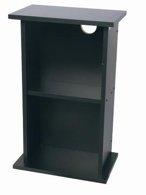 Akvarijní stolek KAMELEON - 40 x 30 x 70 cm - rovný