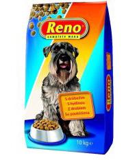 RENO psí granule DOG drůbeží 10 kg