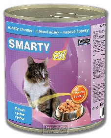Smarty chunks CAT FISH - ryba - 810 g