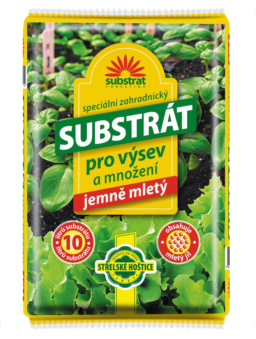 Substrát pro výsev a množení - 10 litrů