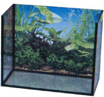 Akvárium - rovné - 25 litrů (40 x 25 x 25 cm)