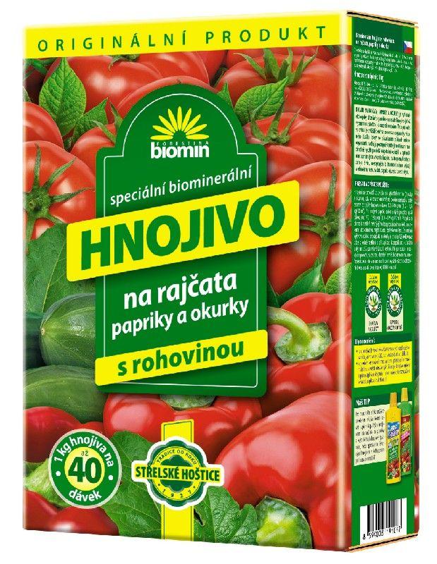Biomin - rajčata - 1 kg