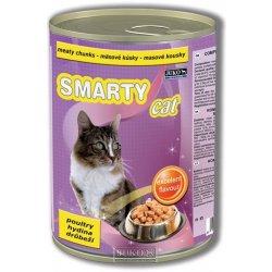 Smarty chunks CAT - drůbeží - 810 g