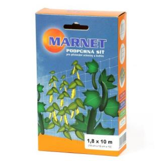 Síť na okurky - Marnet 1,8 x 10 metrů