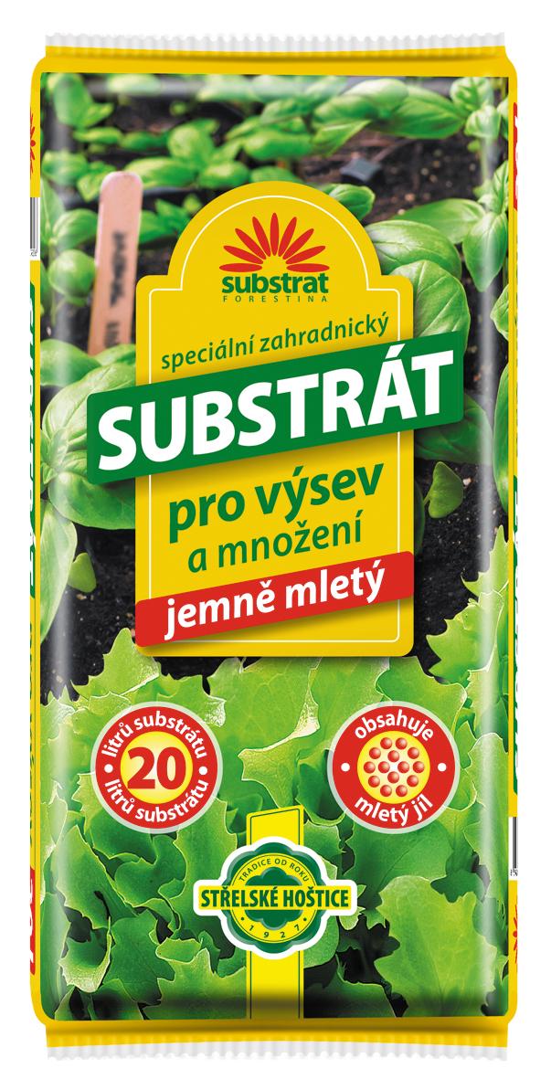 Substrát pro výsev a množení - 20 litrů