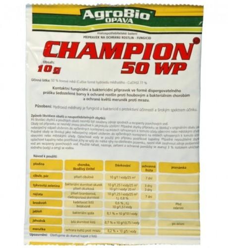 Champion 50 WP - 10 g