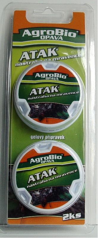 ATAK - nástraha na mravence - 2 ks