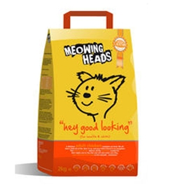 Meowing Heads - Hey Good Looking - 7 kg