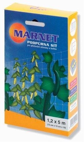 Síť na okurky - Marnet 1,2 x 5 metrů