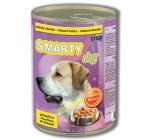 SMARTY chunks DOG - drůbeží - 410 g