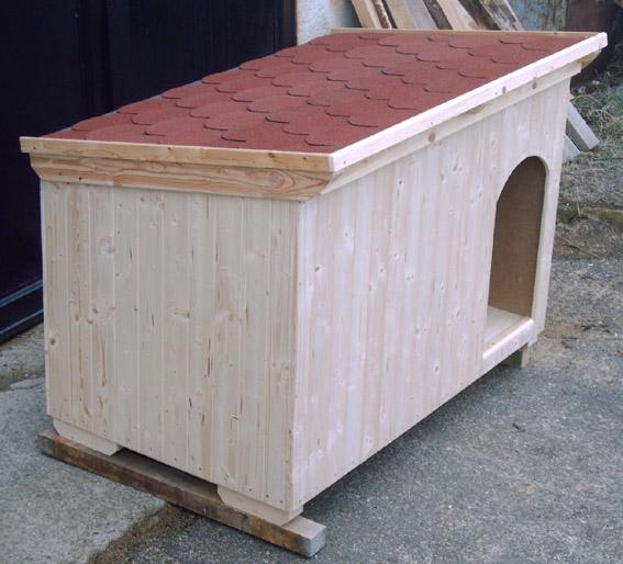Psí bouda - 150 x 90 cm