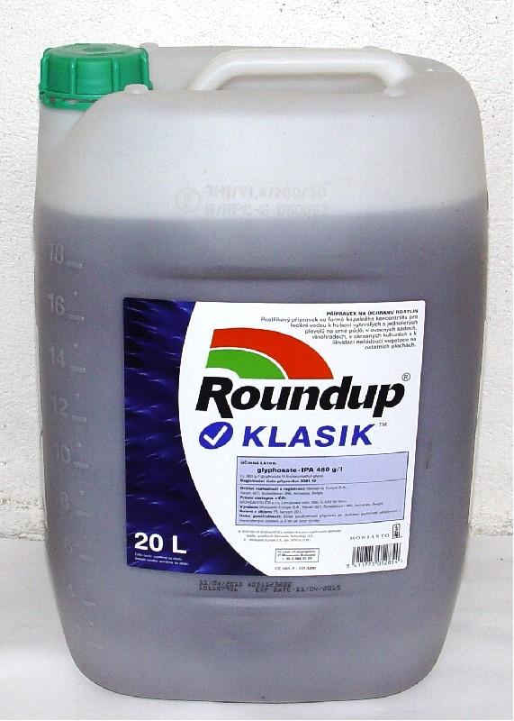 Roundup Rapid - 20 litrů