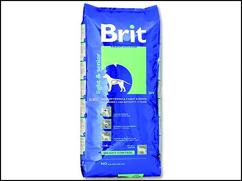 BRIT Light&Senior 15 kg