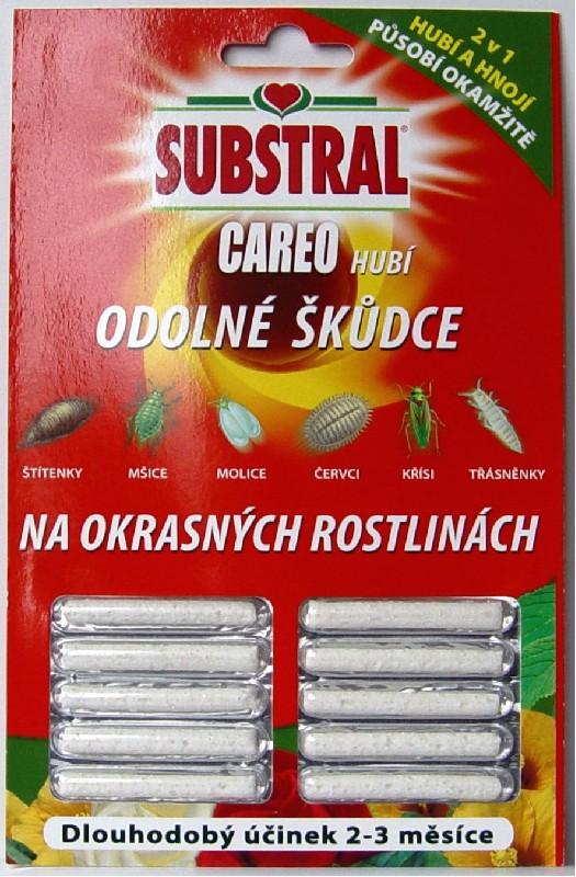 Tyčinky SUBSTRAL - Careo
