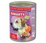 SMARTY chunks DOG - hovězí - 410 g