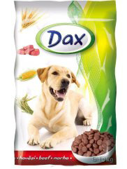 DAX psí granule 10 kg