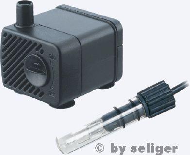 Vodní čerpadlo Seliger 280 L čerpadlo se světelnou jednotkou