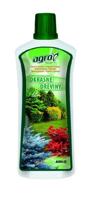 AGRO - kapalné hnojivo pro konifery - 1 litr