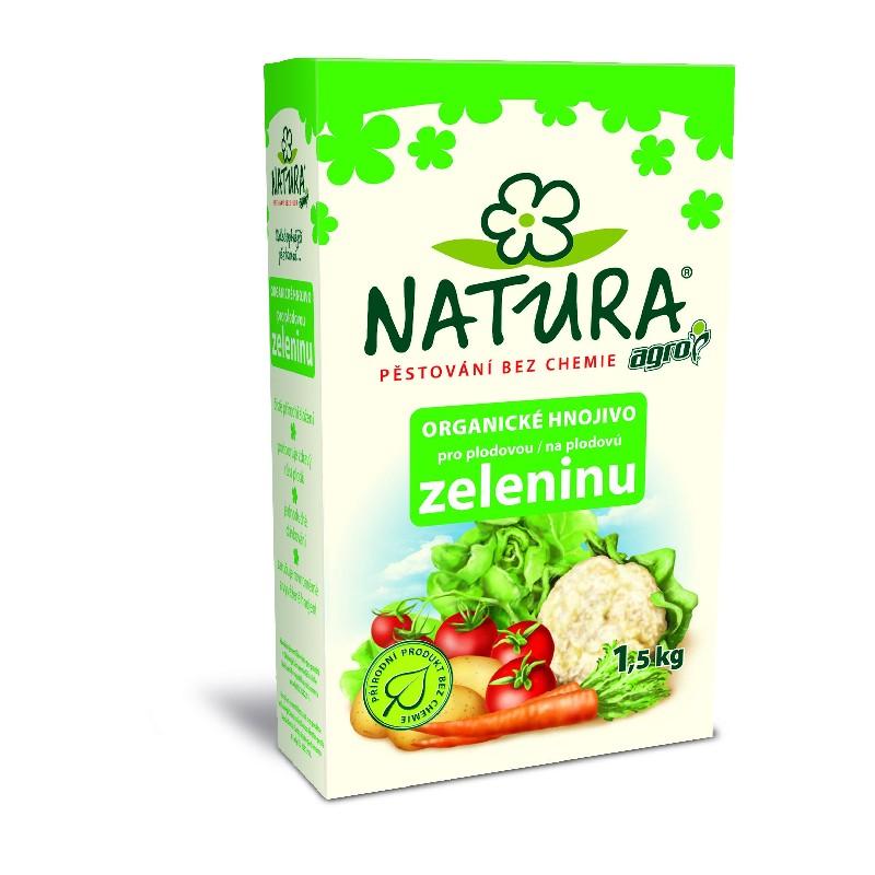 Organické hnojivo - plodová zelenina - Natura - 1,5 kg
